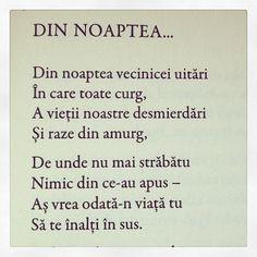 Dor de Eminescu ...