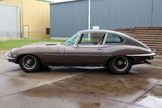 Jaguar - E-Type S2 - 1969