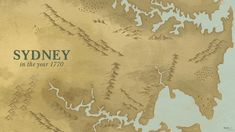 Maps of Sydney show how the city changed in 250 years since colonisation Sydney Map, Sydney Cricket Ground, Victoria Building, First Fleet, Penal Colony, Botany Bay, University Of Sydney, Travel Tours, Sydney Harbour Bridge