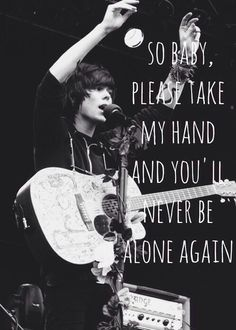 Never Shout Never lyrics