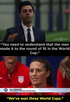 The soccer gender pay gap is ridiculous - Feminism, Fuck Yeah!