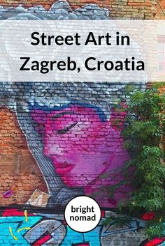 Discovering the wonderful world of street art in Zagreb, Croatia, will leave you intrigued and fascinated.  Zagreb has a fantastic street art scene. You may not notice it when you first arrive, but it's there and it's thriving.  Gorgeous murals and quirky paintings are scattered around the city in abundance and the scene seems to be growing steadily.