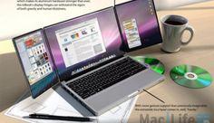 Zo wil ik ook wel een Macbook:P