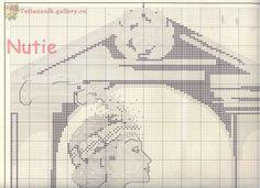 ru / Фото - MD 99 Venetian Opulence - f-morgan Cross Stitch Fairy, Cross Stitch Angels, Bonnet Pattern, Cross Stitch Pictures, Le Point, Venetian, Cross Stitch Patterns, Needlework, Quilts