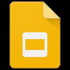 Presentaciones Google - App para hacer presentaciones. Unida con Drive