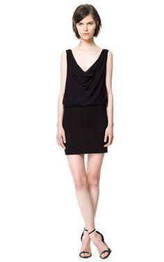 BACKLESS DRESS - Dresses - Woman - ZARA United States