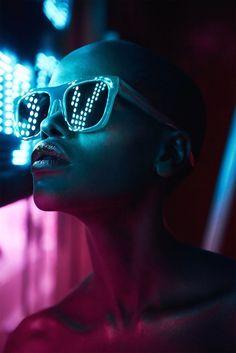 Designer Inspiriert Schatten Schild Flache Oberseite Schwarze Sonnenbrille Promi