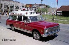 Old Ambulance - Bing images