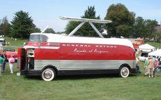 1953-GM Futurliner Ron helped restore this futurliner.
