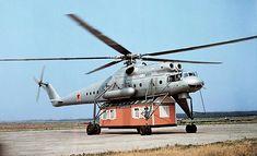 """Mil """"Mi-10"""" (""""Harke"""").   ][   Миль """"Ми-10""""."""