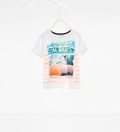 Neon surf T-shirt
