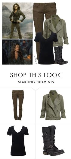 The 100 - style by bebe6121985 on Polyvore featuring CIMARRON, Steve Madden and FOSSIL
