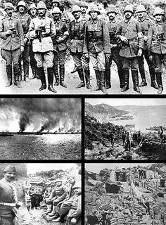 Date	25 April 1915 – 9 January 1916 (8 months, 2 weeks and 1 day) Location	Gallipoli peninsula, Ottoman Empire Result	Decisive Ottoman victory[1]