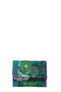 Desigual women's Alguero Bigdos purse with a section for cards only, not for coins. Unique Colors, Clutch Purse, Women's Accessories, Kids Fashion, Purses, Wallet, Clothes For Women, The Originals, Clutches