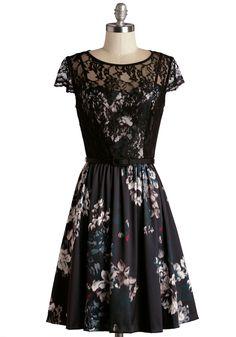 Luxe Accommodations Dress | Mod Retro Vintage Dresses | ModCloth.com
