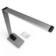 LED Desk Lamp, TaoTronics Ultrathin Metal Desk Lights for... https://www.amazon.com/dp/B01GYIP5EM/ref=cm_sw_r_pi_dp_x_YO14xbTV97H1W