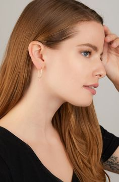Click through the gallery to find out exactly what slugging is and what it can do for your skin. Gold Earrings, Drop Earrings, 14 Karat Gold, Bellisima, Healthy Skin, Beauty Women, Tube, Nordstrom, Hoop