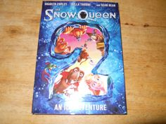 The Snow Queen 2: Magic of the Ice Mirror DVD, 2015