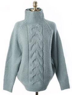 포포하이넥,knit