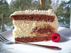 Dory, Vanilla Cake, Tiramisu, Deserts, Ice Cream, Diana, Ethnic Recipes, Sweet, Foods