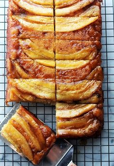 Bananas Foster Upside-Down Cake Is a Tiny Pinterest Miracle