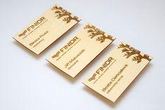 Dřevěné vizitky Money Clip, Place Cards, Place Card Holders, Design, Art, Kunst, Design Comics, Money Clips