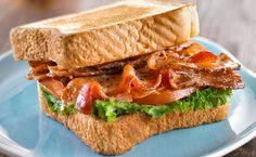 How Eating a BLT, Once the Ultimate Taboo Sandwich, Became a Jewish Ritual - Shell Whetnell Cooking Bacon, Cooking Tips, Cooking Recipes, Martha Stewart Cooking School, How To Make Bacon, Bacon Sausage, Homemade Mayonnaise, Lard, Deviled Eggs Recipe