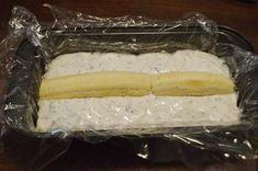 Prajitura rapida cu iaurt si banane - Rețete Papa Bun Latte, Dairy, Cheese, Food, Banana, Meals