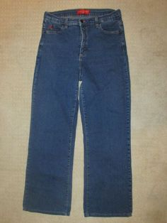 NYDJ Not Your Daughters Jeans Sz 14W Tummy Tuck Jeans 5 Pocket 31 x 30 #NotYourDaughtersJeans #BootCut