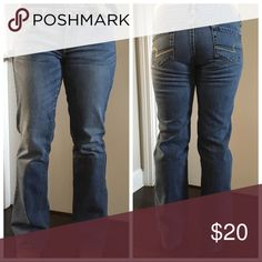 American Eagle Stretch Jeans Favorite Boyfriend, the most comfortable pair of jeans you will ever wear.  B3 American Eagle Outfitters Jeans Boot Cut