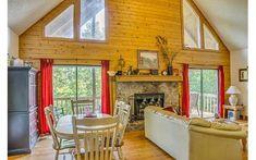 Cabin vacation rental in Hiawassee, GA, USA from VRBO.com! #vacation #rental #travel #vrbo