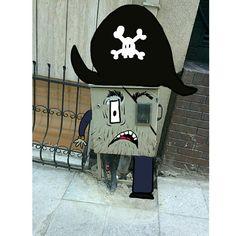 Pirate Electricity