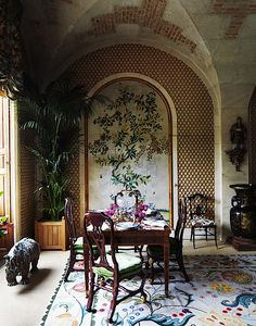 Simon Watson / Interiors / Valentino Paris
