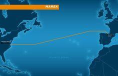 Między Ameryką a Europą położono kabel o przepustowości 160 Tb/s #Facebook, #Internet, #Microsoft
