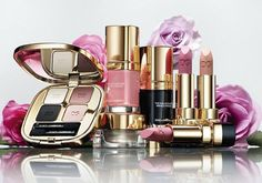 Dolce-Gabbana-Spring-2016-Rosa-Makeup-Collection D&G makes the best lipsticks ever! Super expensive, but so nice on the lips.