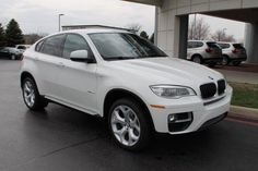 2014 Bmw X6 Xdrive35i xDrive35i SUV 4 Doors White for sale in Schererville, IN http://www.usedcarsgroup.com/schererville-in/2014-bmw-x6-5uxfg2c57e0c42933.html