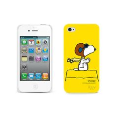Snoopy iPhone 4/4S Case Snoopy now featured on Fab.
