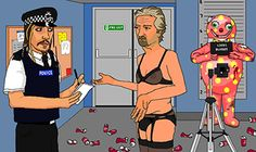 Jim'll paint it - Some guy called Jim has invited members of the public to submit the weirdest scenarios they can think of and he'll paint it using microsoft paint. Have a look for yourself, some of them are pretty hilarious. http://jimllpaintit.tumblr.com/