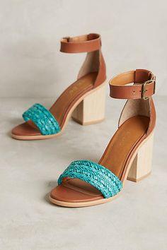 morelia block heel sandals