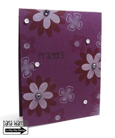 The Alley Way Stamps - Dana Warren - TAWS - Cards Clear Stamps - Pick One