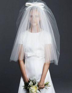 Robe de mariée de princesse avec voile en tulle