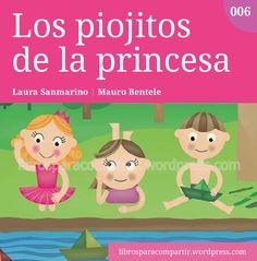 006 Los piojitos de la princesa - librosparacompartir.wordpress.com Libro infantil en español - Cuento para descargar en formato pdf.