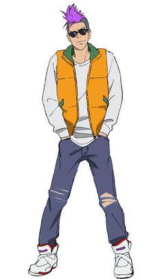 Banana Fish Anime Unveils Promo Video, Opening Theme, Additional Cast - News - Anime News Network Fanarts Anime, Anime Manga, Anime Guys, Anime Characters, Pink Hair Guy, Tekken Girls, Animes On, Fish Wallpaper, Lol Dolls