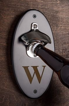 cool personalized wall mount bottle openers http://rstyle.me/n/uq7k9r9te
