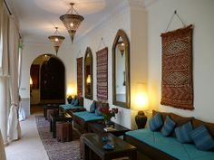Riad Shemsi Marrakech luxury riad with pool