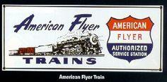 American Flyer Trains                                      #Viking USA