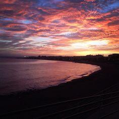 Estepona sunset