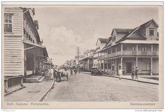 Saramaccastraat, Paramaribo