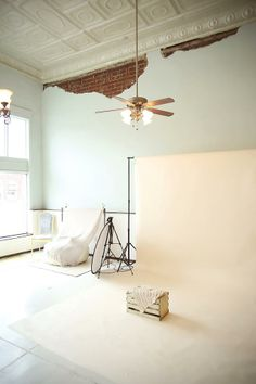 natural light studio