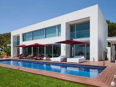 Villa de lujo de obra nueva en la urbanización privada de Vista Alegre, Ibiza